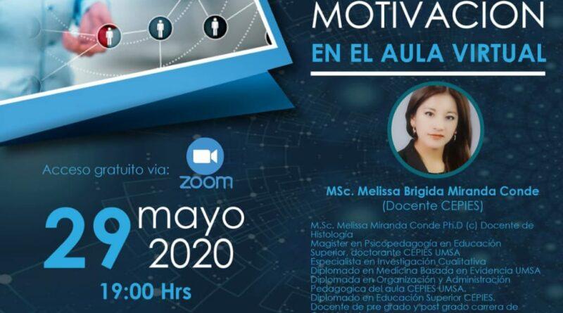 Recursos de Motivación en el Aula Virtual